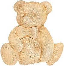 "Parfüm, Parfüméria, kozmetikum Glicerin szappan ""Maci"" - Bulgarian Rose Natural Glycerin Fragrant Soap Pooh Teddy Bear"