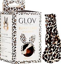 Parfüm, Parfüméria, kozmetikum Hajpánt, leopárd - Glov Spa Bunny Ears Headband Safari Edition
