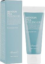 Parfüm, Parfüméria, kozmetikum Hámlasztó gél laktobionsavval - Benton PHA Peeling Gel