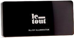 Parfüm, Parfüméria, kozmetikum Sminkpalette - Le Tout Blush Illuminator