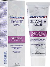 Parfüm, Parfüméria, kozmetikum Fogfehérítő paszta - Blend-a-med 3D White Luxe Whitening Accelerator