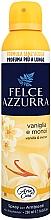 Parfüm, Parfüméria, kozmetikum Lakás illatosító - Felce Azzurra Vaniglia e Monoi Spray