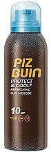 Parfüm, Parfüméria, kozmetikum Frissítő napozó mousse - Piz Buin Protect & Cool Refreshing Sun Mousse SPF10