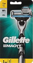 Parfüm, Parfüméria, kozmetikum Borotva 2 db pótfejjel - Gillette Mach3