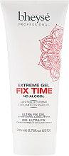 Parfüm, Parfüméria, kozmetikum Hajformázó zselé - Renee Blanche Bheyse Fix Time