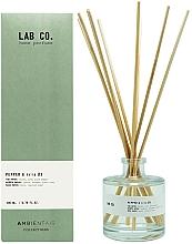 Parfüm, Parfüméria, kozmetikum Aromadiffúzor - Ambientair Lab Co. Pepper & Iris