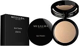 Parfüm, Parfüméria, kozmetikum Égetett púder dobozban - Mesauda Milano Silk Touch Powder