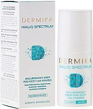 Parfüm, Parfüméria, kozmetikum Szemkörnyékápoló krém - Dermika Hialiq Spectrum Eye Cream