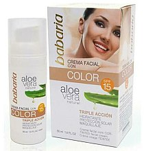 Parfüm, Parfüméria, kozmetikum BB krém - Babaria Aloe Vera BB Cream SPF15