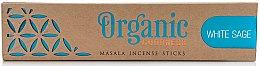 Parfüm, Parfüméria, kozmetikum Aroma pálcika - Song Of India Organic Goodness White Sage