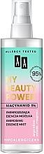 Parfüm, Parfüméria, kozmetikum Tonizáló spray-esszencia arcra - AA My Beauty Power Niacynamid 2,5% Energizing Essence-Mist