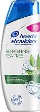 """Parfüm, Parfüméria, kozmetikum Korpásodás elleni sampon """"Teafa"""" - Head & Shoulders Tea Tree Shampoo"""