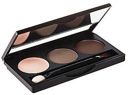 Parfüm, Parfüméria, kozmetikum Szemöldök paletta - Hean Paddle Eyebrow Professional Set