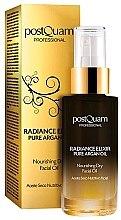 Parfüm, Parfüméria, kozmetikum Hidratáló arcolaj - Postquam Radiance Elixir Pure Argan Facial Oil Nourishing Facial Oil