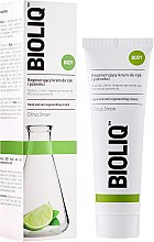 Parfüm, Parfüméria, kozmetikum Regeneráló kéz- és körömápoló krém - Bioliq Body Hand And Nail Regenerating Cream