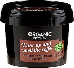 Parfüm, Parfüméria, kozmetikum Testradír - Organic Shop Organic Kitchen Body Scrub