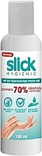 Parfüm, Parfüméria, kozmetikum Kézfertőtlenítő gél - Slick Hygienic Antibacterial Hand Gel