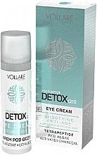 Parfüm, Parfüméria, kozmetikum Szemkörnyék krém - Vollare Multi-Active Detox Q10 Eye Cream