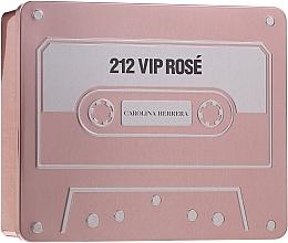 Parfüm, Parfüméria, kozmetikum Carolina Herrera 212 Vip Rose - Szett (edp/50ml + edp/5ml + b/lot/75ml)