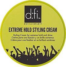Parfüm, Parfüméria, kozmetikum Hajformázó krém - D:fi Extreme Hold Styling Cream