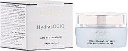 Parfüm, Parfüméria, kozmetikum Nappali mattító arckrém - Dermika Hydralogio Hydra Mattifying Face Cream 30+