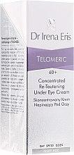 Parfüm, Parfüméria, kozmetikum Koncentrált szemkörnyékápoló lifting krém - Dr Irena Eris Telomeric Concentrated Re-Tautening Eye Cream SPF20