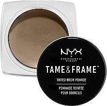 Parfüm, Parfüméria, kozmetikum Szemöldök pomádé - NYX Professional Makeup Tame & Frame Brow Pomade