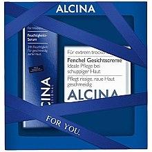 Parfüm, Parfüméria, kozmetikum Szett - Alcina Dry Skin Set (f/cr/50ml + f/serum/30ml)