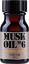 Parfüm, Parfüméria, kozmetikum Parfümös testolaj - Gosh Musk Oil No.6 Perfume Oil
