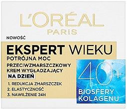 Parfüm, Parfüméria, kozmetikum Nappali arckrém - L'Oreal Paris Age Specialist Expert Day Cream 40+
