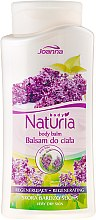 Parfüm, Parfüméria, kozmetikum Testápoló balzsam orgonával - Joanna Naturia Body Balm