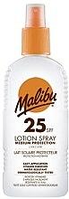 Parfüm, Parfüméria, kozmetikum Napvédő lotion - Malibu Sun Lotion Spray Medium Protection Water Resistant SPF 25