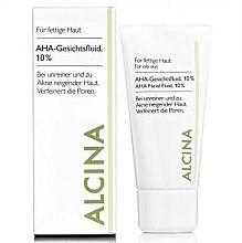 Parfüm, Parfüméria, kozmetikum Fluid arcra - Alcina Fm Aha Fluid