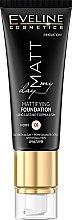 Parfüm, Parfüméria, kozmetikum Sminkalap - Eveline Cosmetics Matt My Day Mattifying Foundation