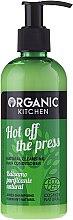 Parfüm, Parfüméria, kozmetikum Tisztító kondicionáló természetes hajra - Organic Shop Organic Kitchen Conditioner Hot Off the Press