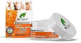 """Parfüm, Parfüméria, kozmetikum Arckrém """"Manuka Méz"""" - Dr. Organic Manuka Honey Rescue Cream"""