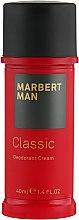 Parfüm, Parfüméria, kozmetikum Izzadásgátló krém - Marbert Man Classic Deodorant Cream
