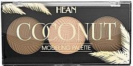 Parfüm, Parfüméria, kozmetikum Sminkpaletta - Hean Coconut Palette
