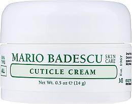Parfüm, Parfüméria, kozmetikum Kutikula krém - Mario Badescu Cuticle Cream