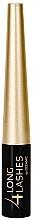 Parfüm, Parfüméria, kozmetikum Szempilla kondicionáló 2 az 1-ben - Long4Lashes Advanced Day Lash Conditioner With Eyeliner