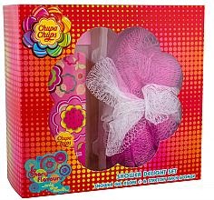 Parfüm, Parfüméria, kozmetikum Szett - Chupa Chups Strawberry Dream (sh/gel/250ml + sponge)