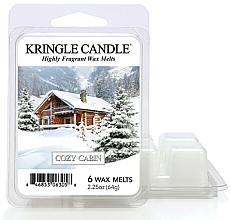 Parfüm, Parfüméria, kozmetikum Aromaviasz - Kringle Candle Wax Melt Cozy Cabin