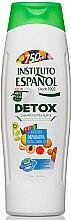 Parfüm, Parfüméria, kozmetikum Sampon - Instituto Espanol Detox Shampoo