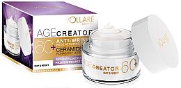 Parfüm, Parfüméria, kozmetikum Regenerálóráncok elleni krém 60+ - Vollare Age Creator Regenerating Anti-Wrinkle Cream Day/Night 60+