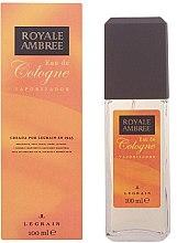 Parfüm, Parfüméria, kozmetikum Legrain Royale Ambree - Kölni spray