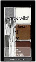 Parfüm, Parfüméria, kozmetikum Szemöldökformázó szett - Wet N Wild Ultimate Brow Kit