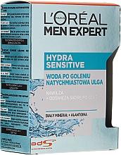 Parfüm, Parfüméria, kozmetikum Borotválkozás utáni arcvíz érzékeny bőrre - L'Oreal Paris Men Expert New