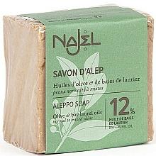 Parfüm, Parfüméria, kozmetikum Szappan - Najel 12% Aleppo Soap