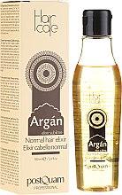 Parfüm, Parfüméria, kozmetikum Hajelixír argán olajjal - PostQuam Argan Sublime Hair Care Normal Hair Elixir