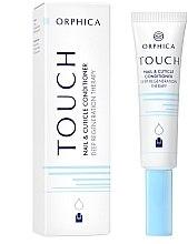 Parfüm, Parfüméria, kozmetikum Köröm és kutikula kondicionáló - Orphica Touch Nail & Cuticle Conditioner